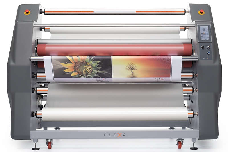 Instalacja laminatora FLEXA MILLENNIUM 160